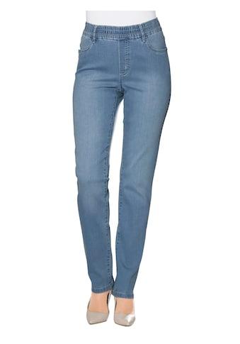 Classic Basics High-waist-Jeans kaufen