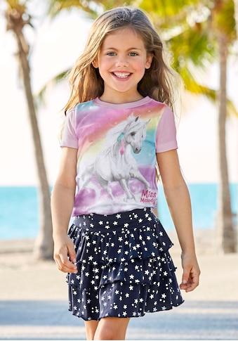 Miss Melody T-Shirt, mit Pferdemotiv und Glitzerdetails kaufen