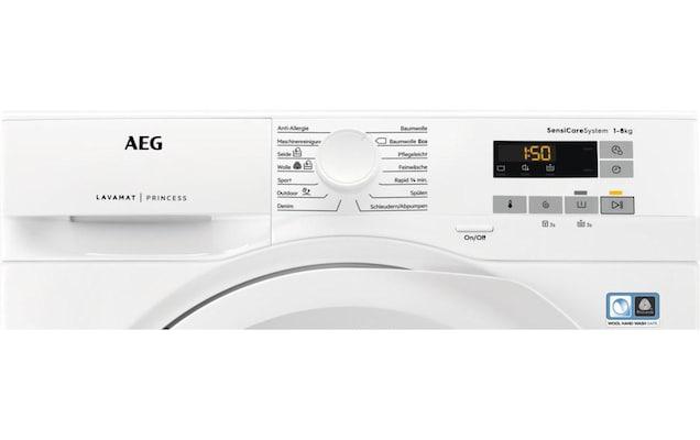 Waschmaschine Funktionen