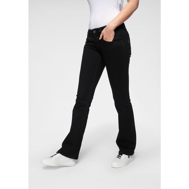 Herrlicher Bootcut-Jeans »DORO FLARE«