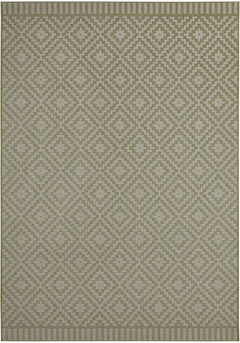 freundin Home Collection Teppich »Breeze«, rechteckig, 8 mm Höhe, Flachgewebe, In- und... kaufen