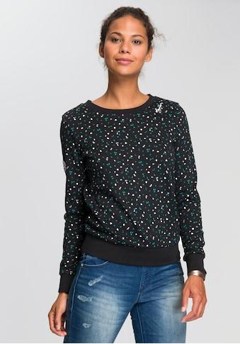 KangaROOS Sweatshirt, im sportlichen Minimal-Print kaufen