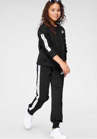 Nike Sportswear Trainingsanzug »GIRLS NIKE SPORTSWEAR TRACK SUIT TRICOT« (Set, 2 tlg.) kaufen