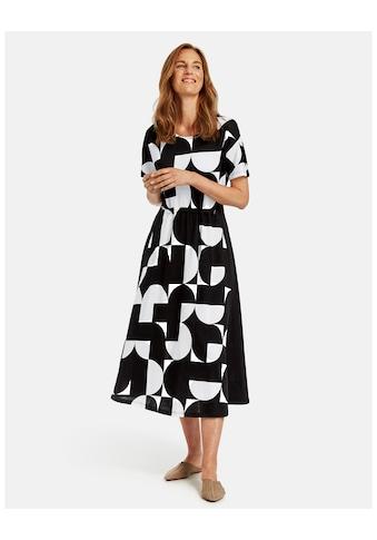 GERRY WEBER Druckkleid »Kleid mit grafischem Muster« kaufen
