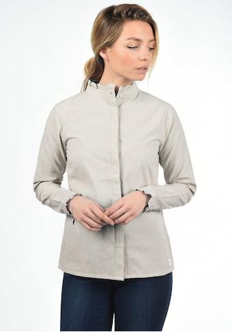 Blendshe Langarmbluse »Stella«, Bluse mit Frill-Kragen kaufen