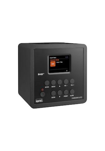 Radiowecker, Imperial, »Dabman d10 Schwarz« kaufen
