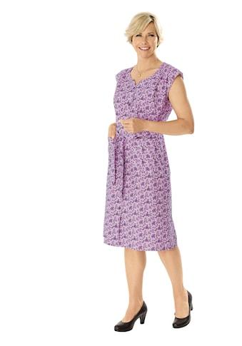 Classic Basics Hauskleid mit Bindegürtel zur Weitenregulierung kaufen
