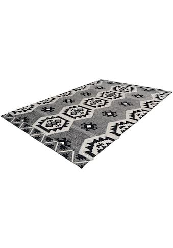 Teppich, »Ethnie 300«, Arte Espina, rechteckig, Höhe 10 mm, maschinell gewebt kaufen