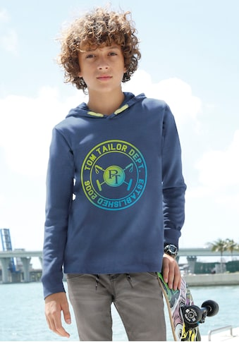 TOM TAILOR Polo Team Kapuzenshirt kaufen