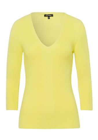 MORE&MORE V - Neck Pullover Active kaufen