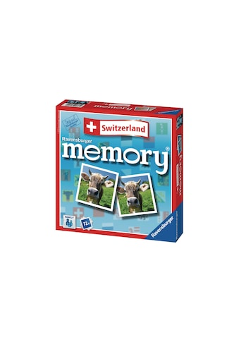 Ravensburger Spiel »Switzerland memory« kaufen