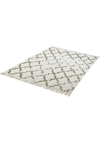 Teppich, »My Stockholm 341«, Obsession, rechteckig, Höhe 10 mm, handgewebt kaufen