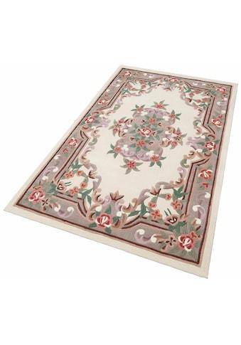 Teppich, »Ming«, THEKO, rechteckig, Höhe 14 mm, handgetuftet kaufen