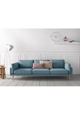 andas 3-Sitzer »Malvik«, schön weich und kuschlig,mit Wellenunterfederung kaufen