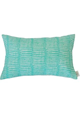 Kissenhülle, »Dashed Weaving«, TOM TAILOR kaufen
