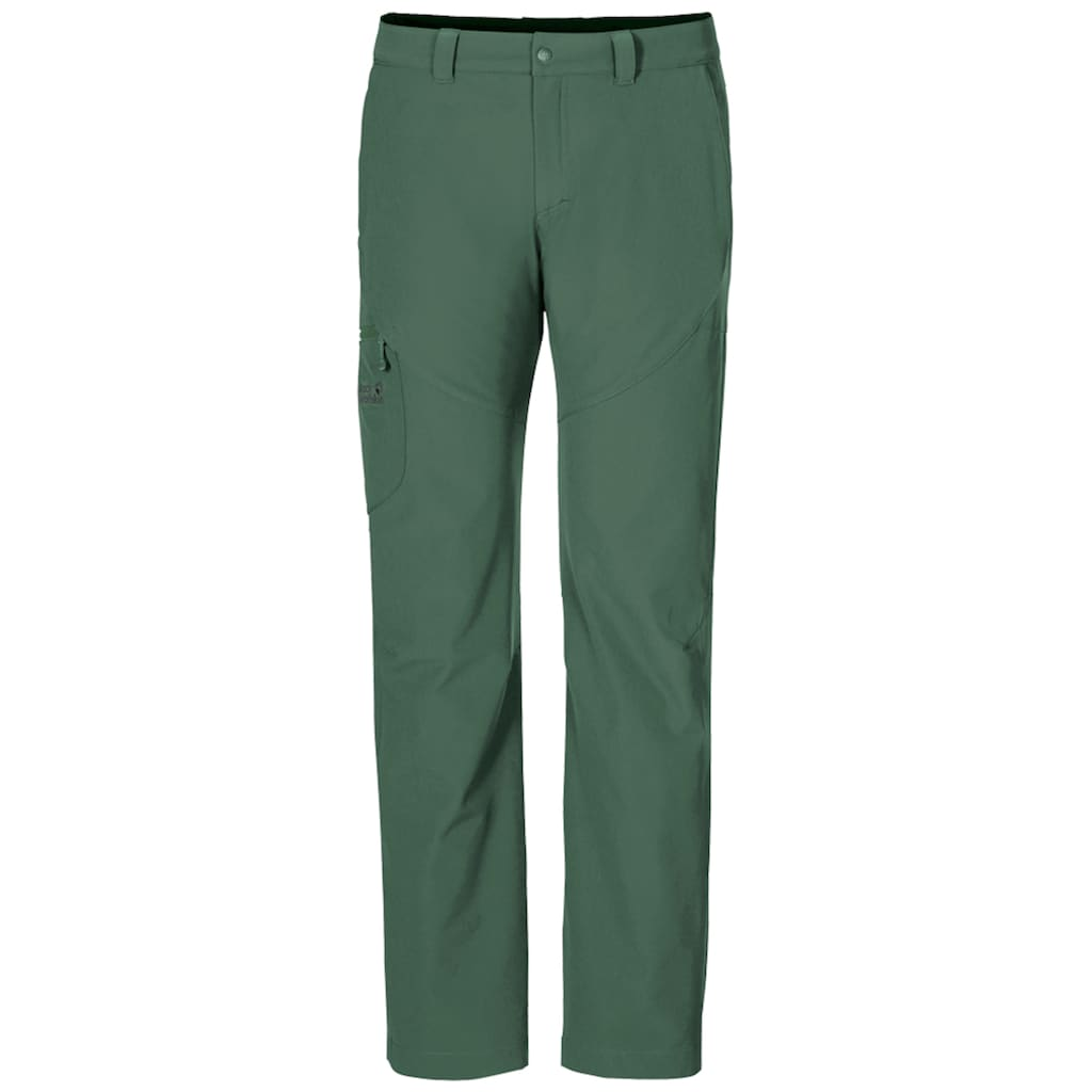 Jack Wolfskin Softshellhose »CHILLY TRACK XT PANTS MEN«