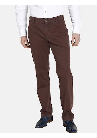 Charles Colby Chinos »DUKE ERIC«, Stretchbund und Hemdenstopper kaufen