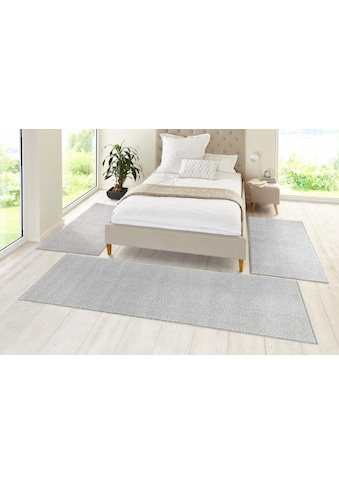 HANSE Home Bettumrandung »Pure 100«, Velours Haptik kaufen