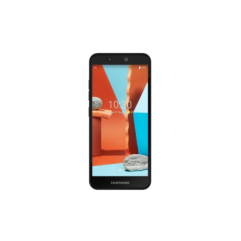 "Fairphone Smartphone »Fairphone 3+«, (14,12 cm/5,56 "", 64 GB Speicherplatz, 48 MP Kamera)"