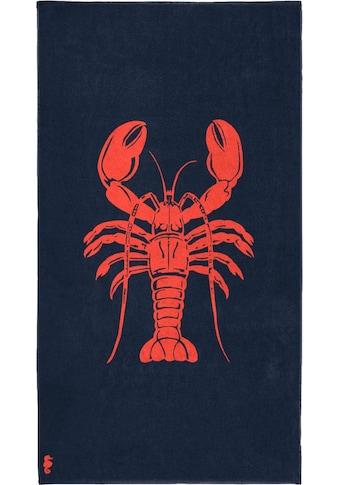 """Strandtuch """"Lobster"""", Seahorse kaufen"""