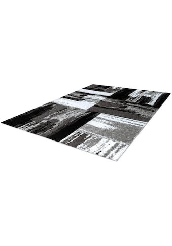 LALEE Teppich »Swing 100«, rechteckig, 15 mm Höhe, Wohnzimmer kaufen