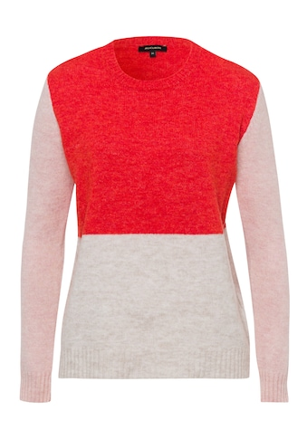 MORE&MORE Colorblock Pullover Active kaufen