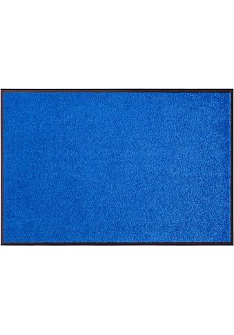 Fussmatte, »Wash & Clean«, HANSE Home, rechteckig, Höhe 7 mm, maschinell getuftet kaufen