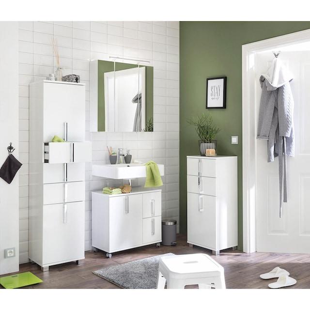 Schildmeyer Waschbeckenunterschrank »Kampen«