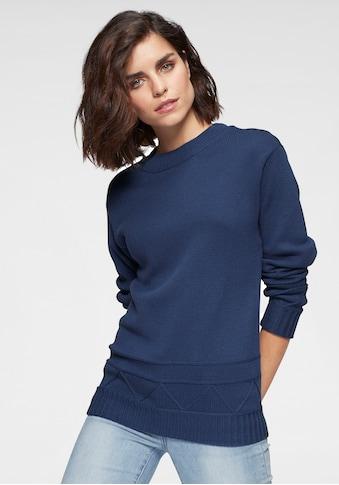 Tamaris Rundhalspullover kaufen