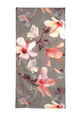 "Handtuch ""Coral Hibiscus"", Juniqe kaufen"