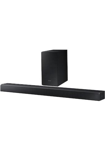 Samsung »HW - N850/ZG« Soundbar (WLAN (WiFi), Bluetooth, 372 Watt) kaufen