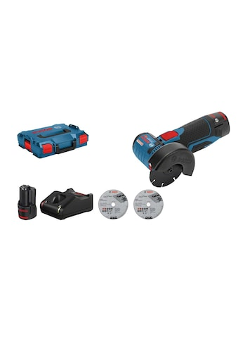 Bosch Professional Akku-Winkelschleifer »GWS 12V-76 V-EC Kit« kaufen