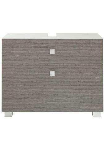 Schildmeyer Waschbeckenunterschrank »Bozen«, Breite 65 cm, mit 2 Schubladen &... kaufen