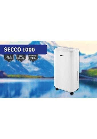 Sonnenkönig Luftentfeuchter »Secco 1000« kaufen