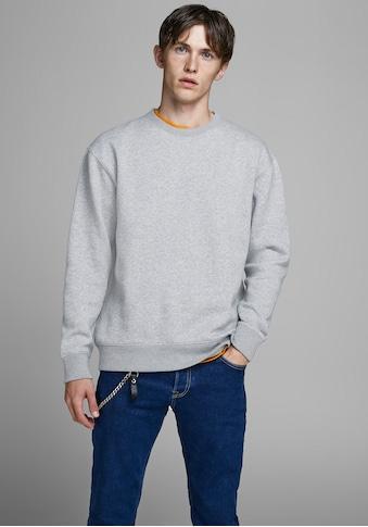 Jack & Jones Sweatshirt »SOFT SWEAT CREW NECK« kaufen