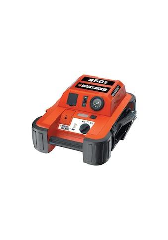Black + Decker Autobatterie-Ladegerät, LED-Taschenlampe kaufen