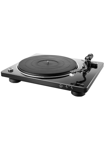 Denon Plattenspieler »DP-450USB Schwarz« kaufen