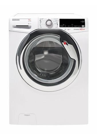 Waschmaschine, Hoover, »DXOA4 37AHC3/1 - S« kaufen