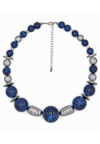 J.Jayz Collier »mit grossen Perlen, verlaufend« kaufen