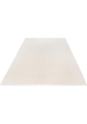 Wollteppich, »Finn«, WOHNIDEE - Kollektion, rechteckig, Höhe 12 mm, handgewebt kaufen