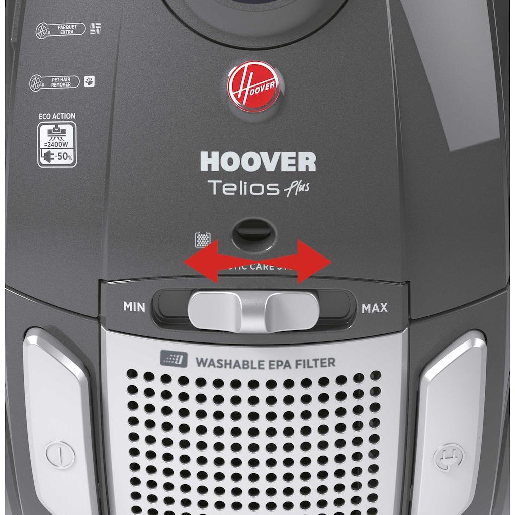 Hoover Bodenstaubsauger »TE77PET021«, mit Beutel