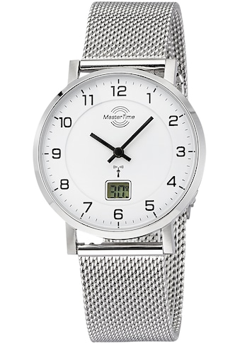 MASTER TIME Funkuhr »Advanced, MTLS-10740-12M« kaufen