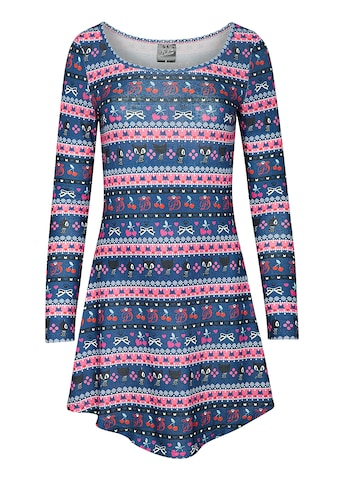 Pussy Deluxe A-Linien-Kleid »Cherry Winter« kaufen
