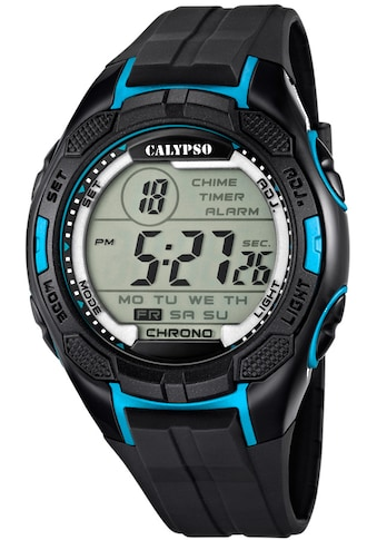 CALYPSO WATCHES Chronograph »Digital For Man, K5627/2« kaufen