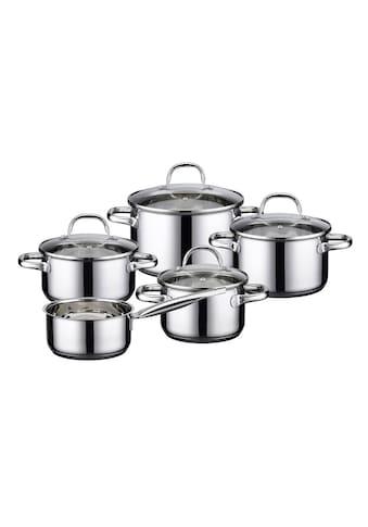 Elo  -  Meine Küche Topf - Set »Kallisto« (Set, 9 - tlg.) kaufen