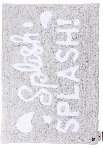 Badematte »Cotton Splash«, TOM TAILOR, Höhe 20 mm, fussbodenheizungsgeeignet kaufen