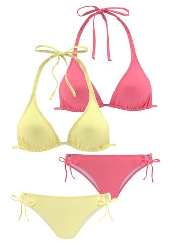 Homeboy Triangel-Bikini, (Packung, 2 St.), im Doppelpack kaufen