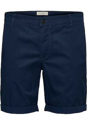 SELECTED HOMME Bermudas »STRAIGHT - PARIS SHORTS« kaufen