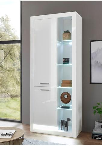 Places of Style Vitrine »MERAN«, im modernen Design kaufen