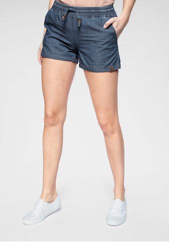 Alife & Kickin Jeansshorts »JaneAK«, kurze Hose in Stretchqualität mit Zierperlen kaufen